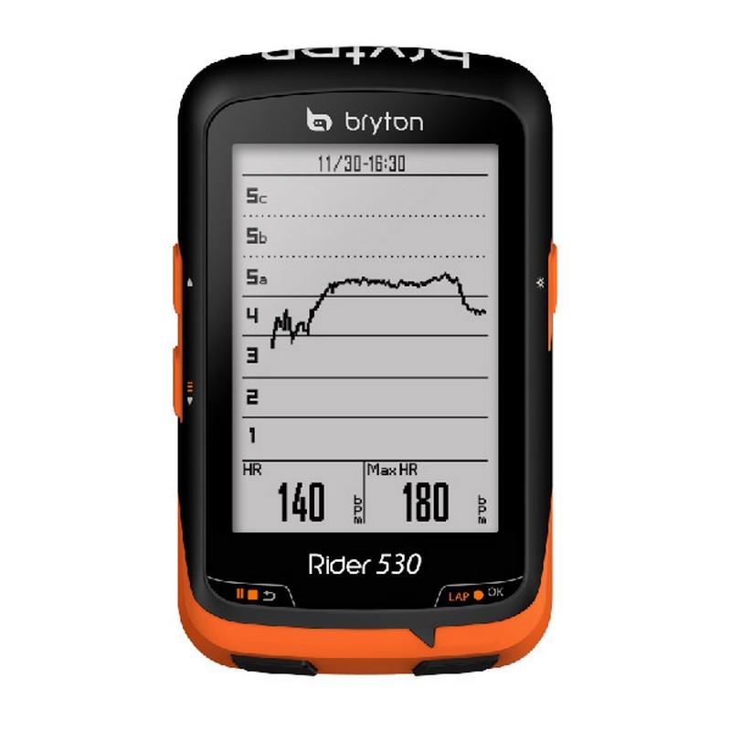 Bryton RIDER 330E Sans Fil Gps Cyclisme Vélo ordinateur 72 fonctions