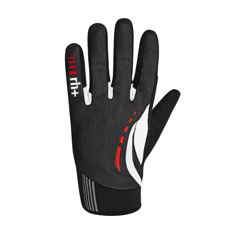 gants v lo de route zero rh ride glove hiver noir blanc dynamic v lo vente zero rh en ligne. Black Bedroom Furniture Sets. Home Design Ideas