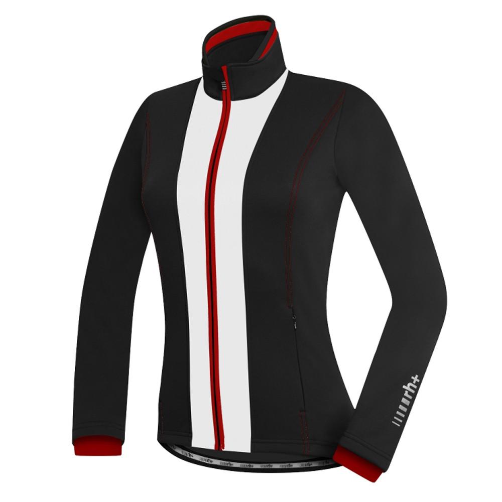 Veste v lo hiver femme zero rh evo w jacket noir blanc for Veste a carreaux rouge et noir