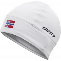 Bonnet Craft Thermal Léger Nation Norvège Blanc