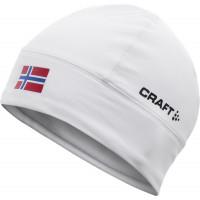 Bonnet Craft Thermal Léger Nation Norvège Blanc