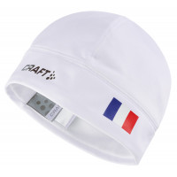 Bonnet Craft Thermal Léger Nation France Blanc