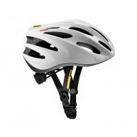 Casque Vélo de Route et VTT Mavic Aksium Blanc Noir