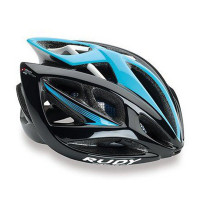 Casque Vélo de Route et VTT Rudy Project Airstorm noir bleu