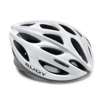 Casque Vélo de Route et VTT Rudy Project Zumy Blanc