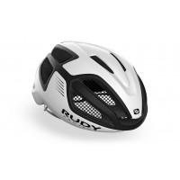 Casque Vélo de Route et VTT Rudy Project Spectrum Blanc Noir