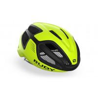 Casque Vélo de Route et VTT Rudy Project Spectrum Jaune Fluo Noir
