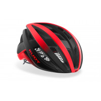 Casque Vélo de Route Rudy Project Venger Rouge noir Mat