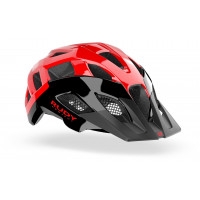 Casque VTT Rudy Project Crossway Noir Rouge Brillant