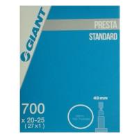 Chambre à air vélo route Giant Butyl 700 x 20-25 Presta 48mm