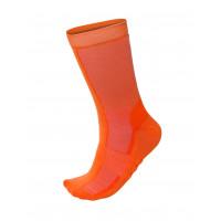 Chaussettes de vélo Santini Classe Orange