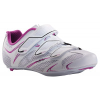 Chaussures vélo route NorthWave Starlight 3S 2016 Dame blanc