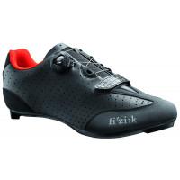 Chaussures Vélo de Route Fizik R3B Uomo Noir Rouge
