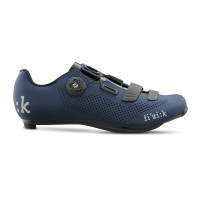 Chaussures Vélo de Route Fizik R4B Uomo Bleu Marine