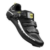 Chaussures vélo de route Mavic Aksium Elite Noir Blanc
