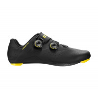 Chaussures vélo de route Mavic Cosmic Pro Noir Jaune
