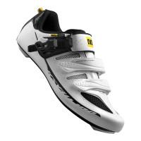 Chaussures vélo de route Mavic Ksyrium Elite Blanc Noir