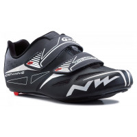 Chaussures vélo route NorthWave Jet Evo noir