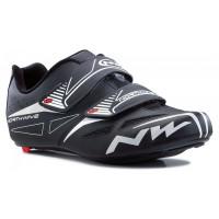 Chaussures vélo route NorthWave Jet Evo 2016 noir