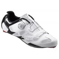 Chaussures vélo route NorthWave Sonic 2 Carbon blanc noir
