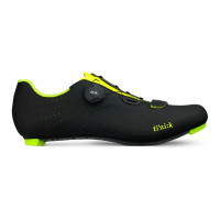 Chaussures Vélo Route Fizik Tempo Overcurve R5 Noir Jaune