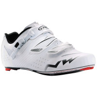 Chaussures vélo route NorthWave Torpedo SRS 2016 blanches