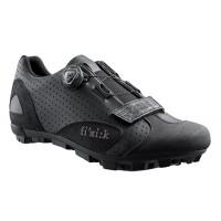 Chaussures Vélo VTT Fizik M5B Uomo Noir Gris