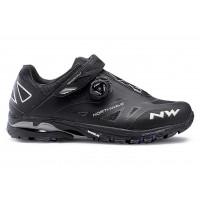Chaussures vélo VTT NorthWave Spider Plus 2 noir