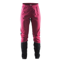 Collant Ski de fond Craft Tempete Dame Ruby Noir