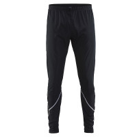 Collant Ski de Fond Running Craft Wind Force Noir