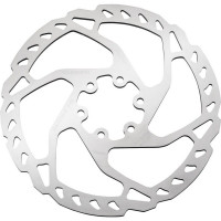 Disque de frein vélo VTT Shimano Deore SLX RT66 6 trous 160mm