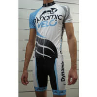 Dynamic Velo Maillot Cycle Route et VTT Nizza Sportline