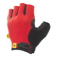 Gants de Vélo Mavic Aksium Glove rouge noir