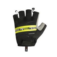 Gants de Vélo Zero Rh Academy Glove noir jaune