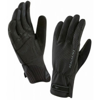Gants de Vélo Hiver Sealskinz All Weather Cycle XP Noir