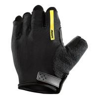 Gants de Vélo Mavic Aksium Glove Noir