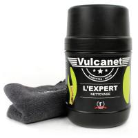 Lingettes Nettoyantes Vélo Vulcanet Expert 60 lingettes testeur de chaine offert !