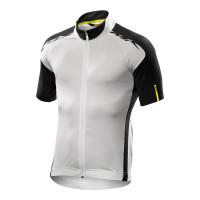 Maillot de vélo Mavic Cosmic Elite Noir Blanc