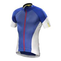 Maillot de vélo Mavic Cosmic Pro Bleu liberty