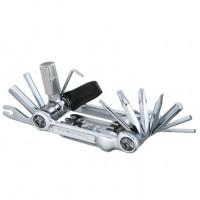 Topeak Mini 20 Pro Série outils pour vélo argent