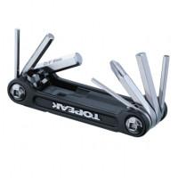 Topeak Mini 9 Pro Série Mini outils pour vélo Noir