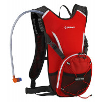 Sac d'Hydratation Giant Cascade 1 poche Source 2L Rouge