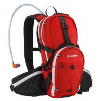 Sac d'Hydratation Giant Cascade 2 poche Source 3L Rouge