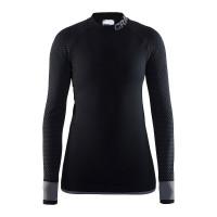 Sous vêtement technique Dame Craft Keep Warm Intensity Noir Granite