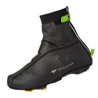 Sur Chaussures Vélo Sealskinz Imperméables Légères Noires