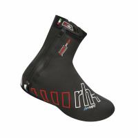Sur Chaussures vélo Zero Rh Grifon hiver noir rouge étanches