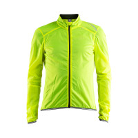 Veste de vélo Craft Lithe Jacket Jaune