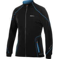 Veste Ski de Fond Craft Performance High Function Noir Bleu