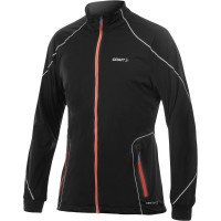 Veste Ski de Fond Craft Performance High Function Noir Rouge