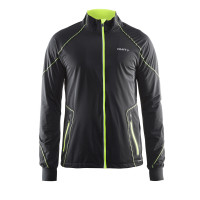 Veste Ski de Fond Craft High Function Noir Jaune